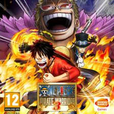One Piece Pirate Warriors 3 Game Cover